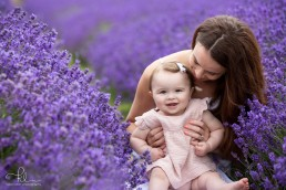 Lavender field photography Mayfield Lavender farm