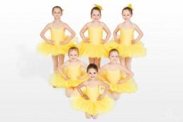 mini ballet group
